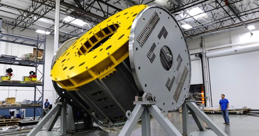 General Atomics to ship world's most powerful magnet to ITER ( Credit : GA)
