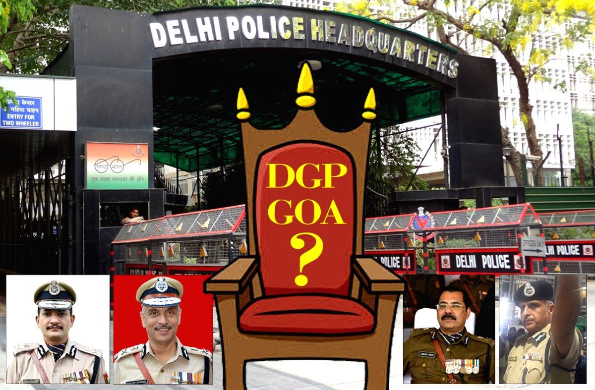 Goa DGP Marathon.