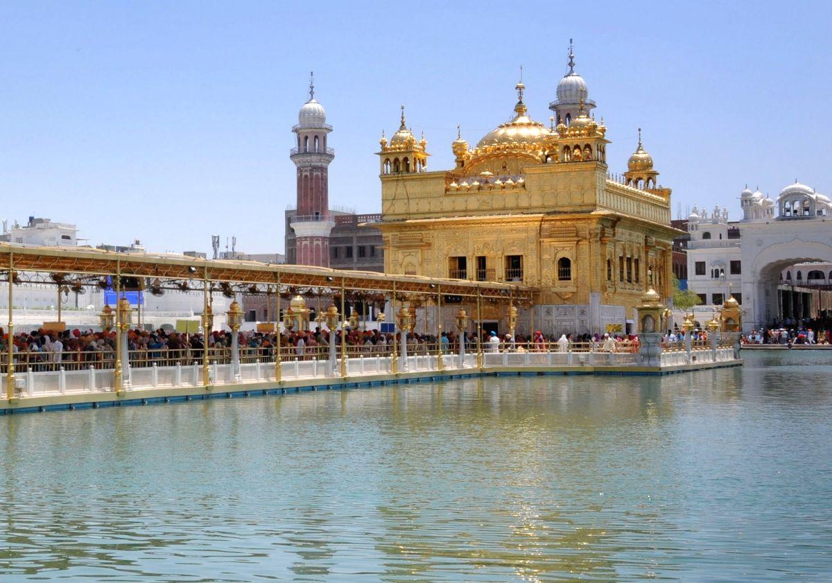 Golden Temple. (File Photo: IANS)