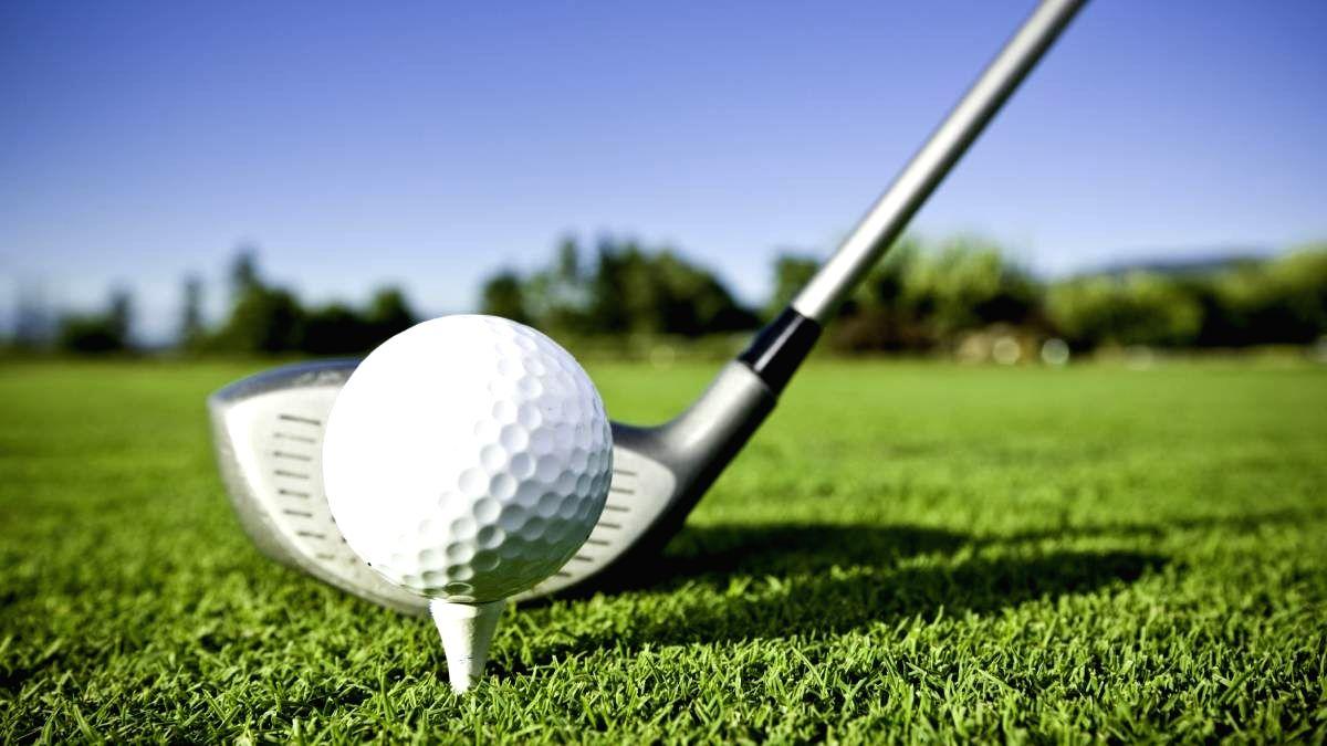 Golf.