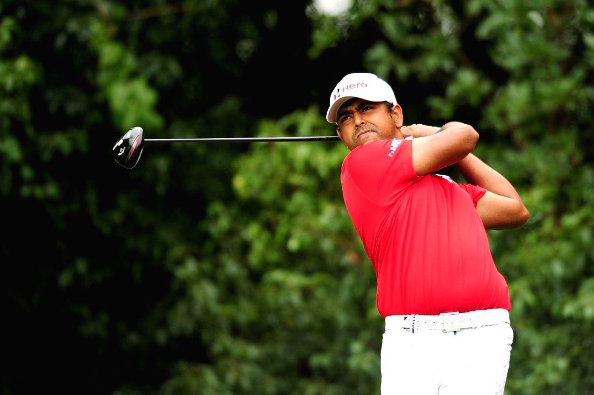 Golfer Lahiri earns ticket to second successive Olympics