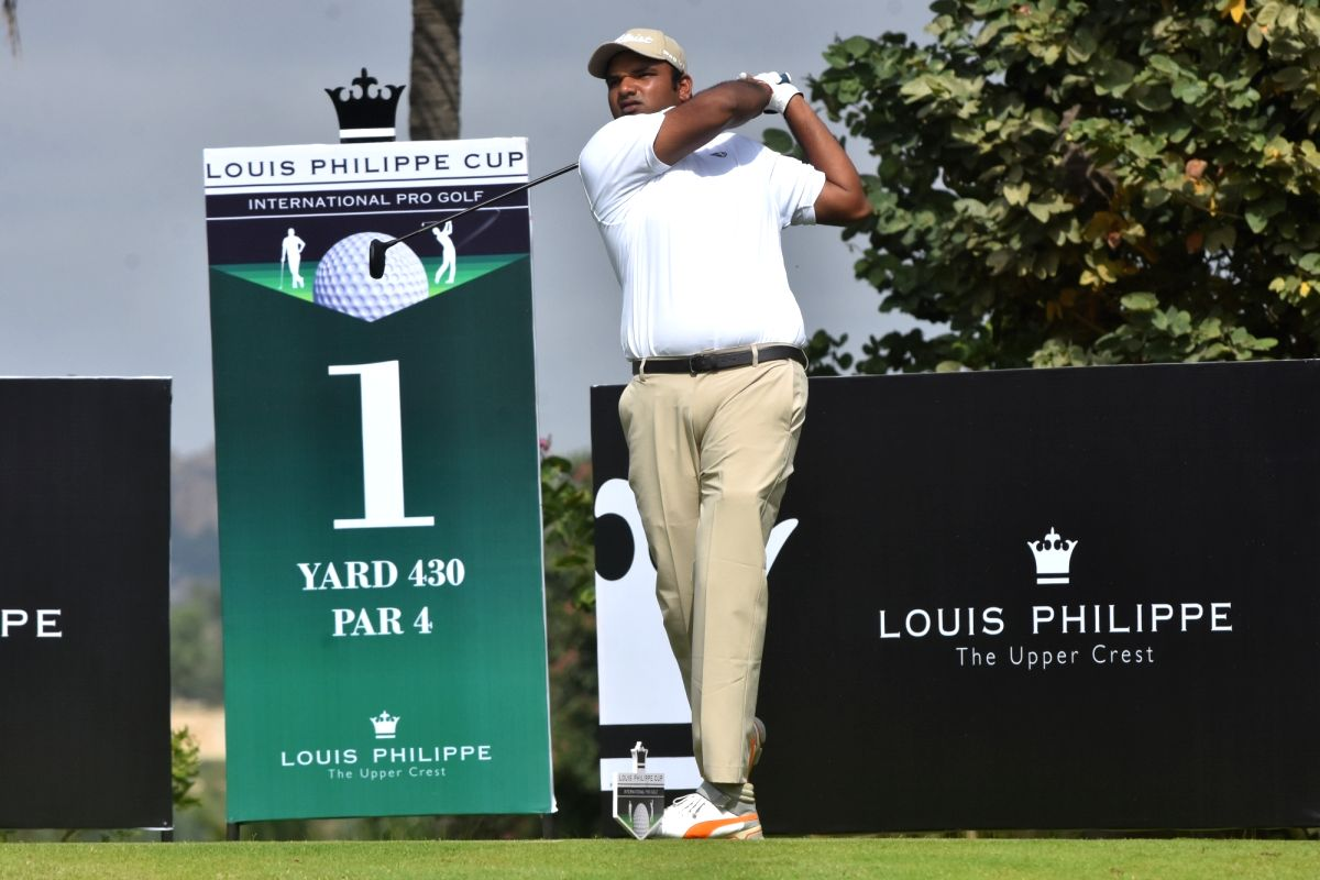 Golfer Udayan Mane. (File Photo: IANS)