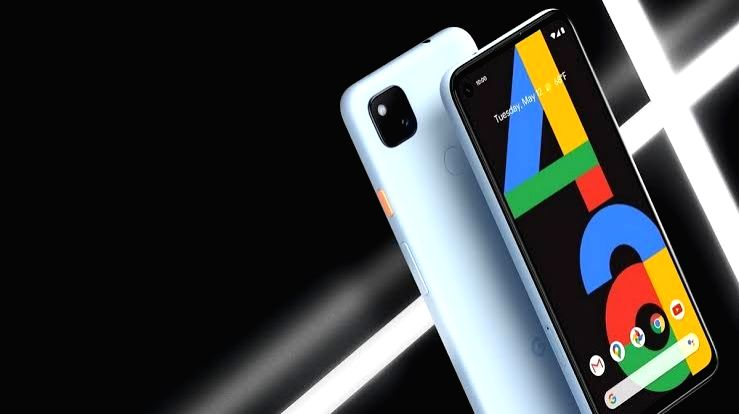 Google Pixel 4a launched in 'barely blue' colour.