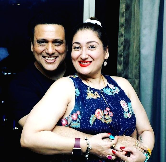 Govinda's wife wishes she had a son like the actor.(photo:Instagram)