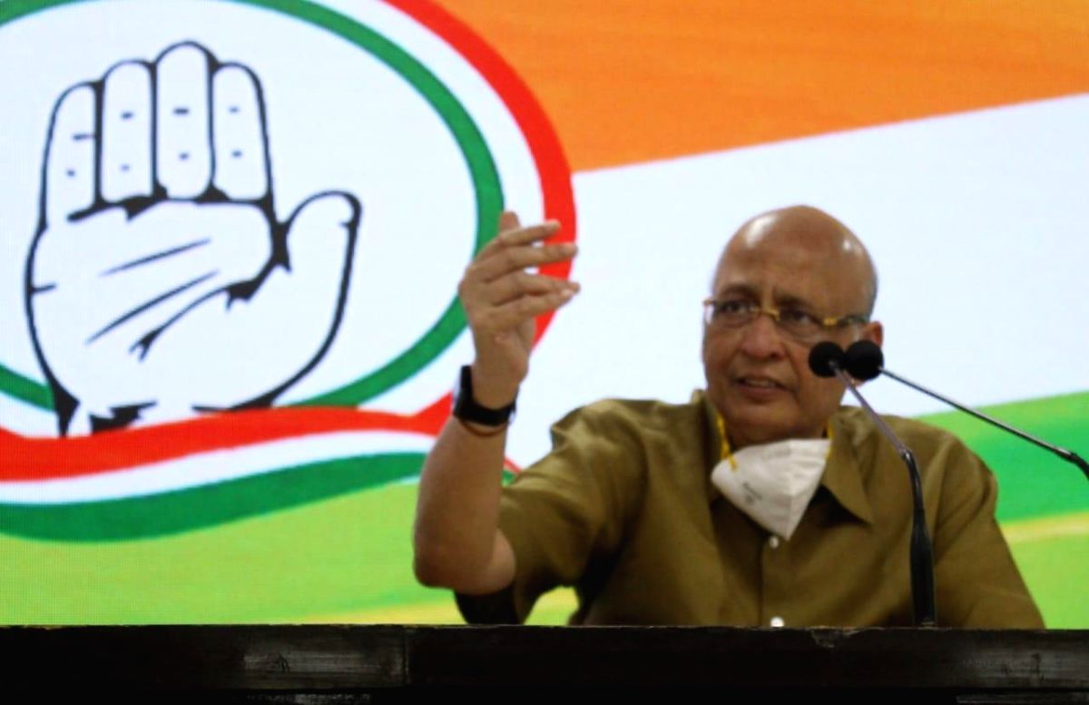 Manipur Guv delaying decision on 12 BJP MLAs: Cong