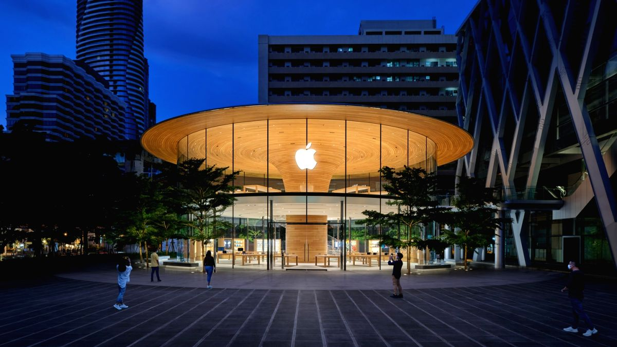 Grand Apple Central World to open in Thailand on Frida.