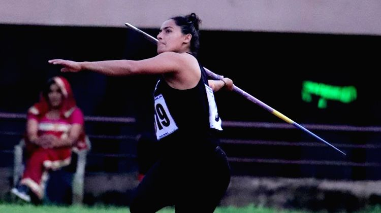 Grand Prix athletics: Javelin thrower Annu keen to book Olympic spot (Credit AFI media)