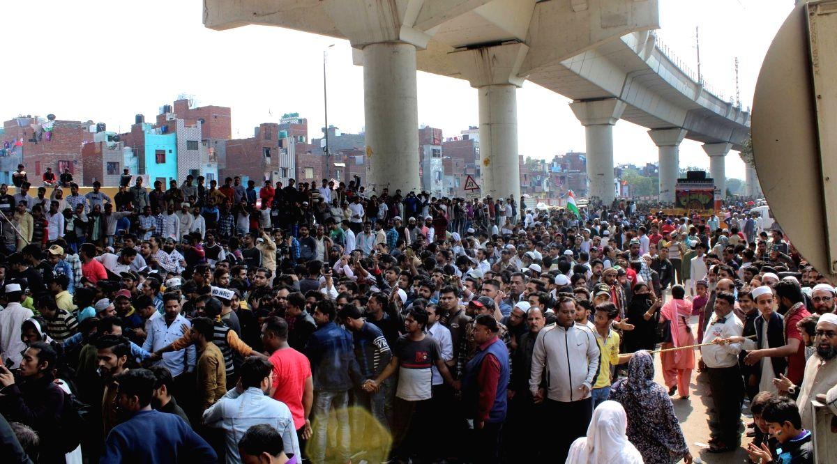 Ground Zero Maujpur, where anger struggles to find a reason