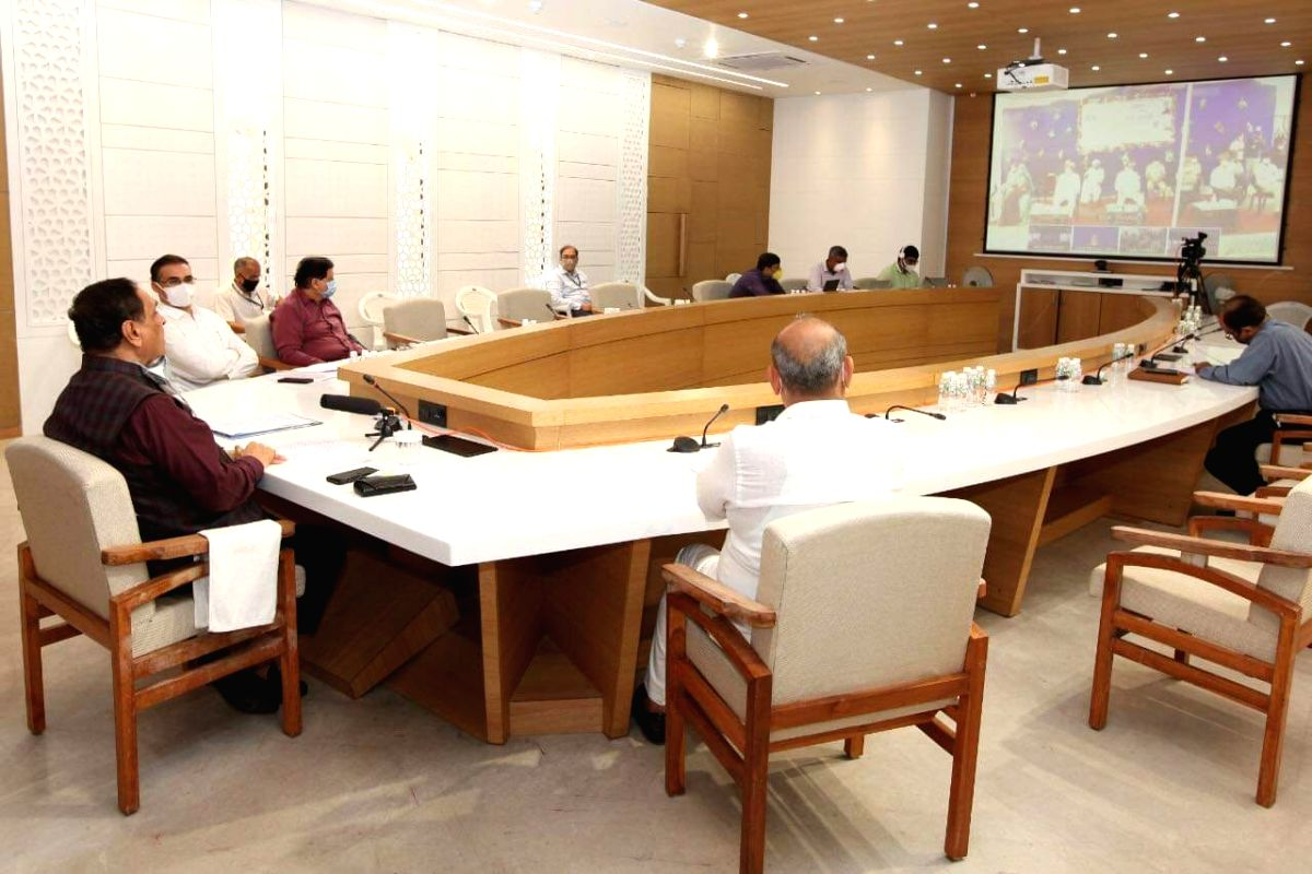 Gujarat Government. (Photo: twitter@CMOGuj)
