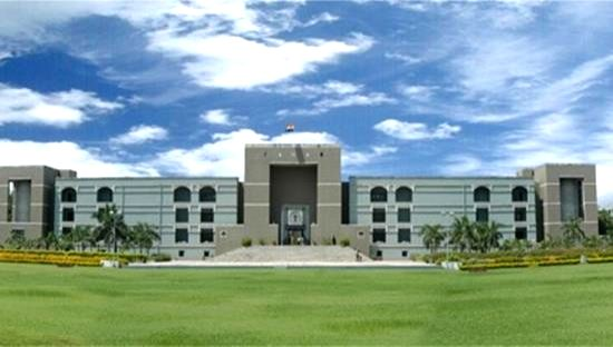 Gujarat High Court (Photo: gujarathighcourt.nic.in)