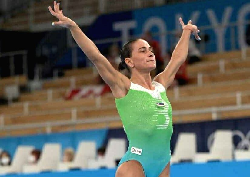 Gymnast Oksana quits Olympics after competing in 8th edition