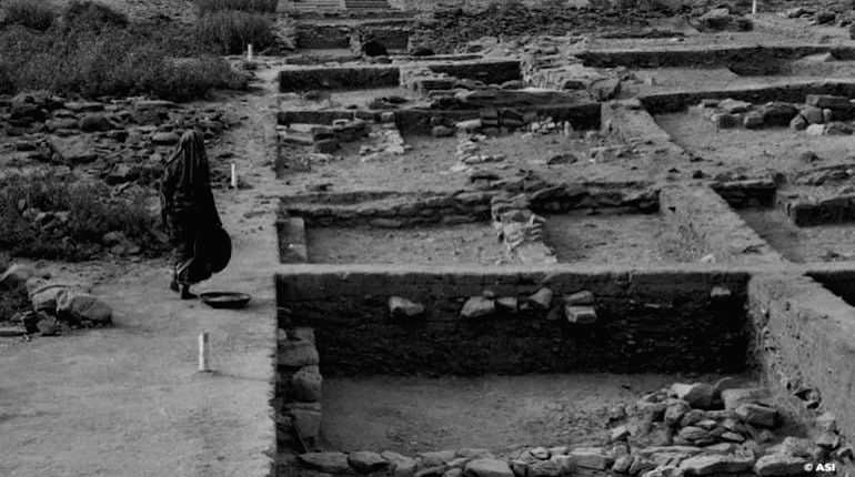 Harappan city of Dholavira declared World Heritage site by UNESCO.