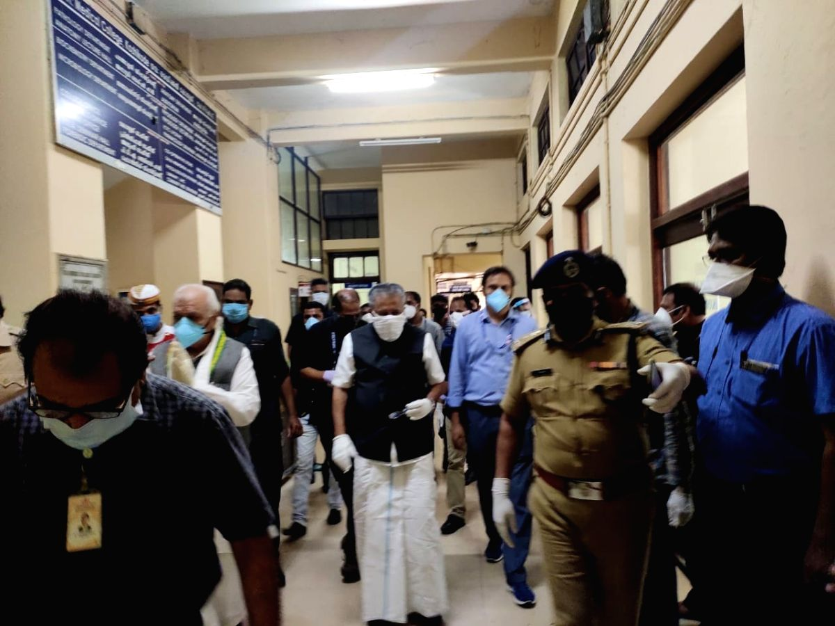 Hardeep Puri, Vijayan, Kerala CM among others to visit crash site
