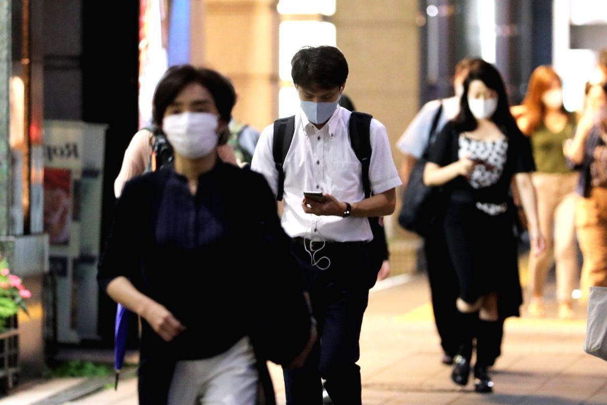 Health experts warns of Covid-19 resurgence in Japan