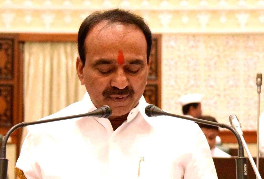 Health Minister E. Rajender