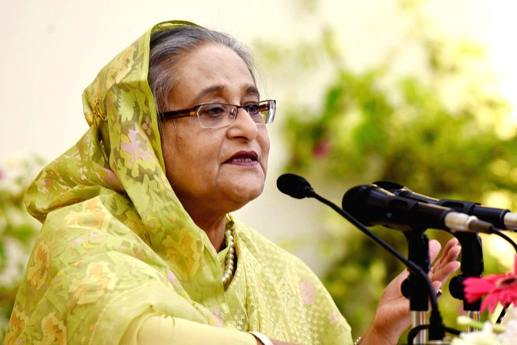 Healthy people are required to build a healthy Bangladesh-Hasina