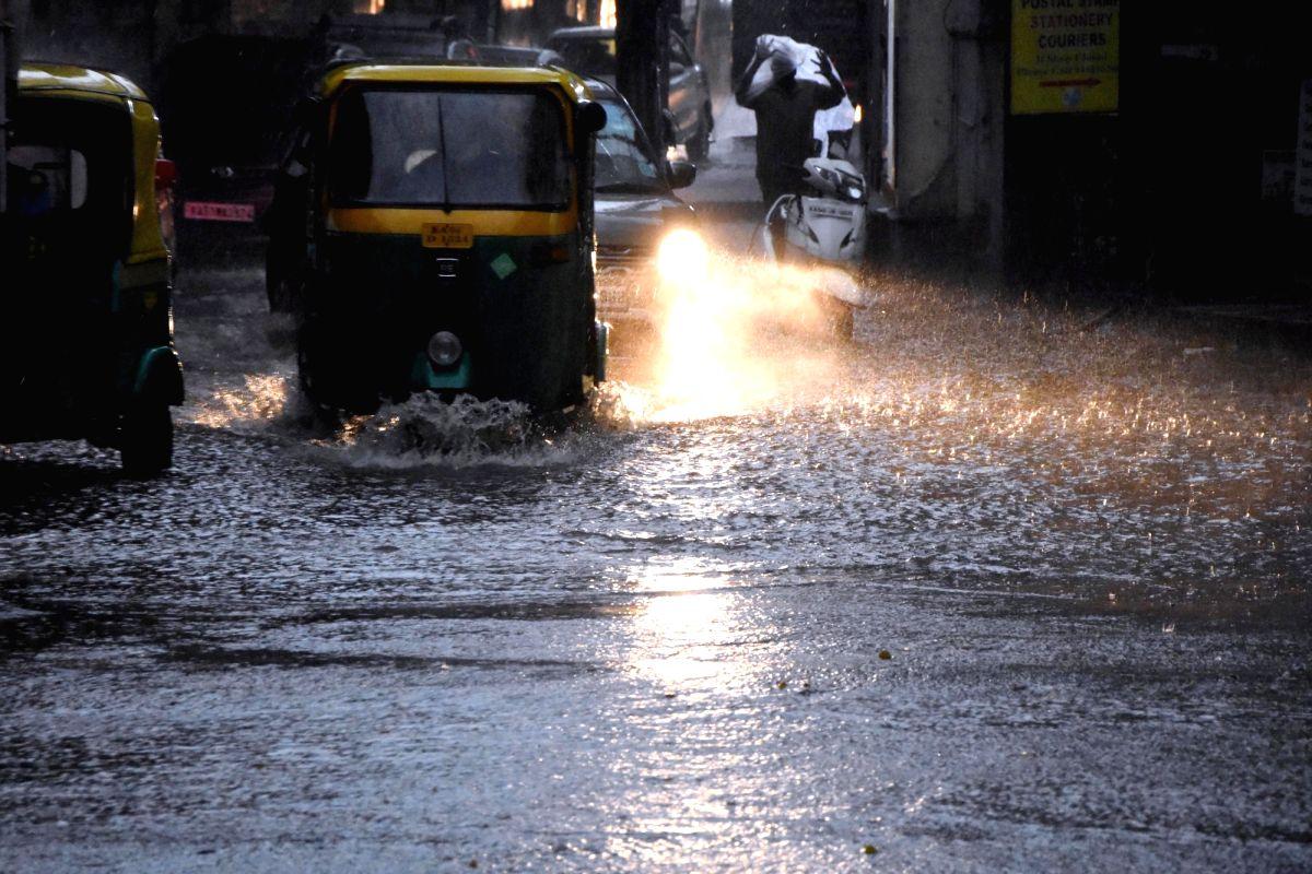 Heavy rain lash Karnataka as monsoon extends