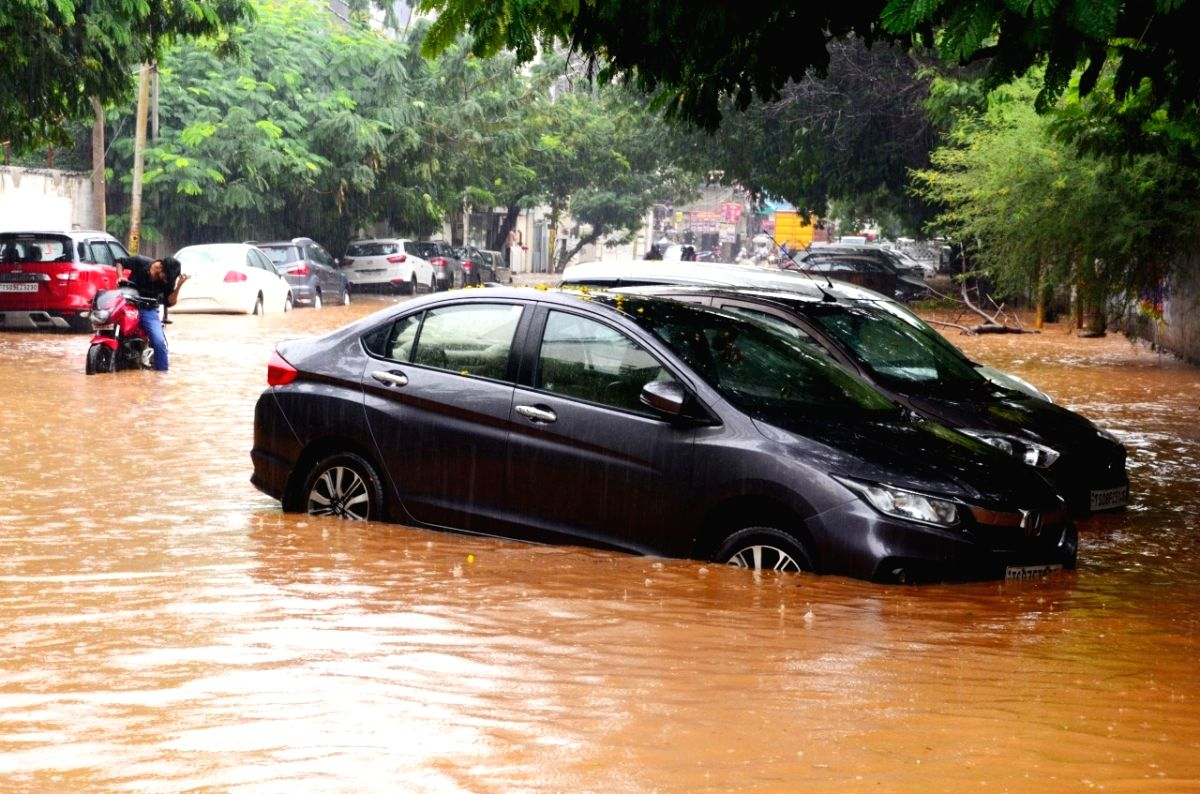 Heavy rains force evacuation of 200 people in AP's Nandyal