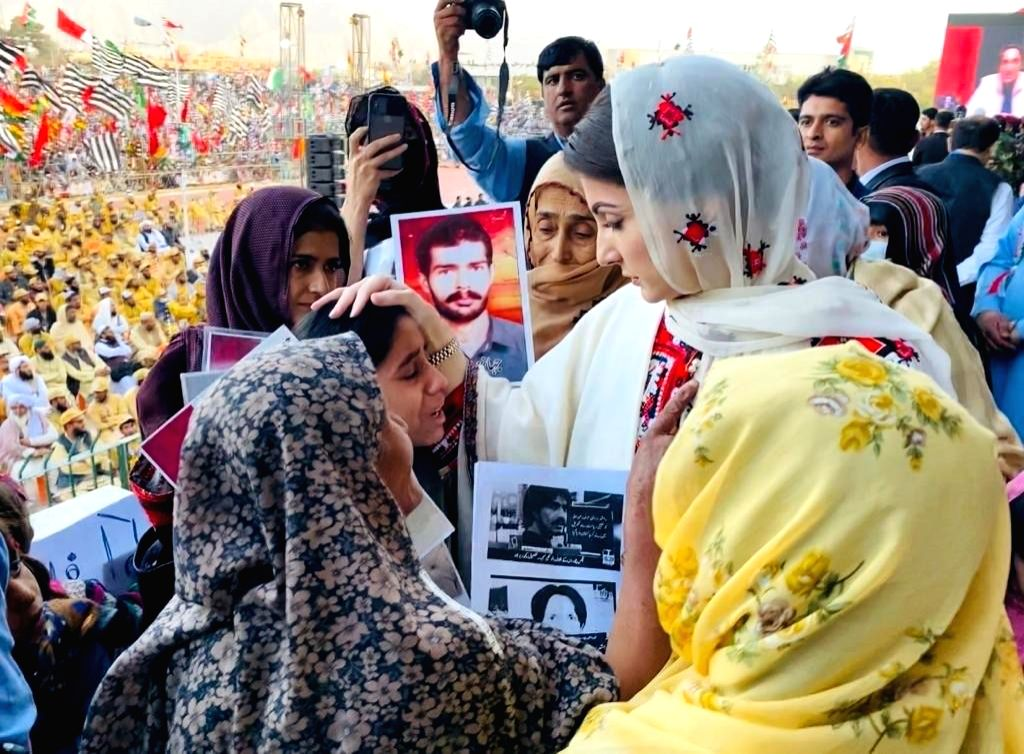 High time we came forward to heal these wounds before its too late, wrote Pakistan Muslim League-Nawaz (PML-N) Vice President Maryam Nawaz after meeting relatives of the missing Baloch people during the Pakistan Democratic Movement's (PDM) third marc