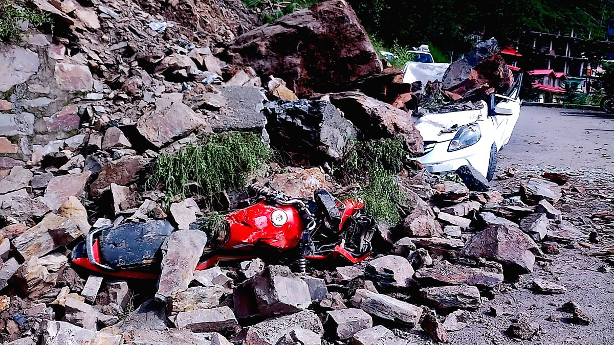 Himachal landslide victims' last remains handed over to families