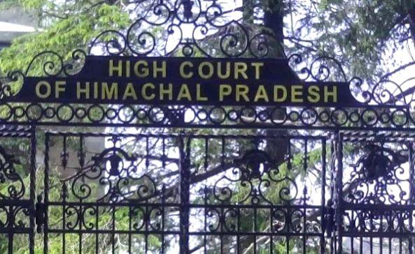 Himachal Pradesh High Court.