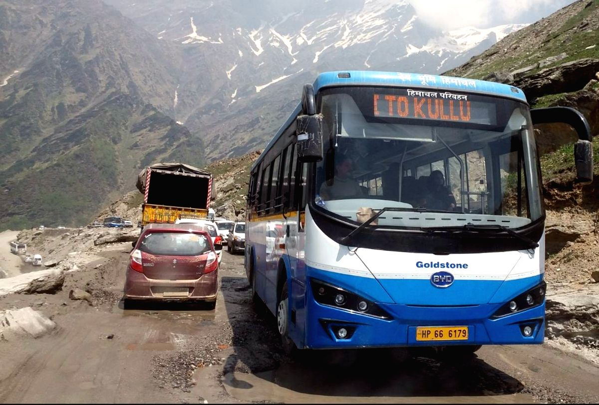 Himachal to resume interstate bus services from Oct 14