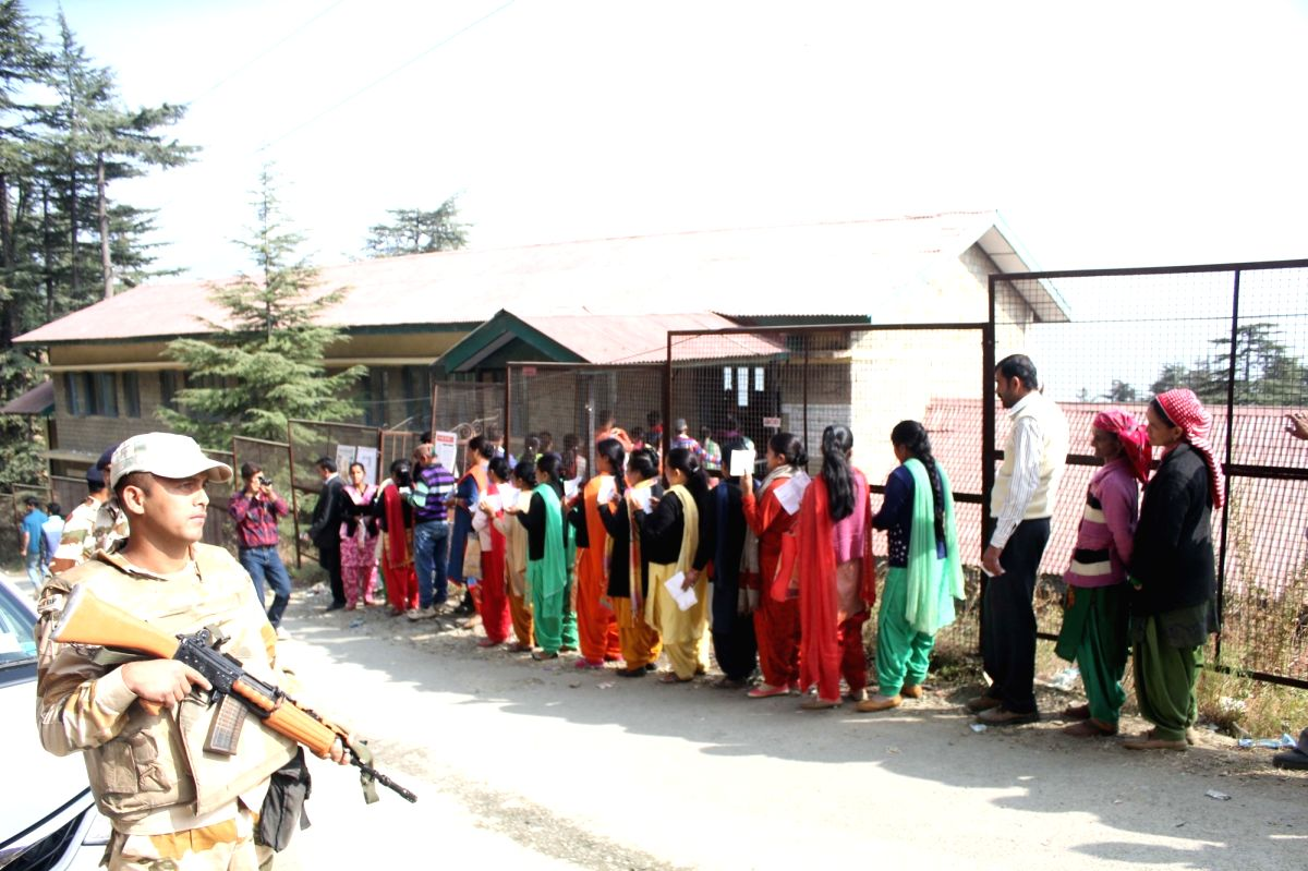 Himachal voters rue poor amenities along China border.