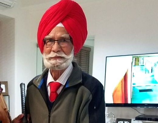 Hockey legendary player Balbir Singh Sr. (File Photo: IANS)