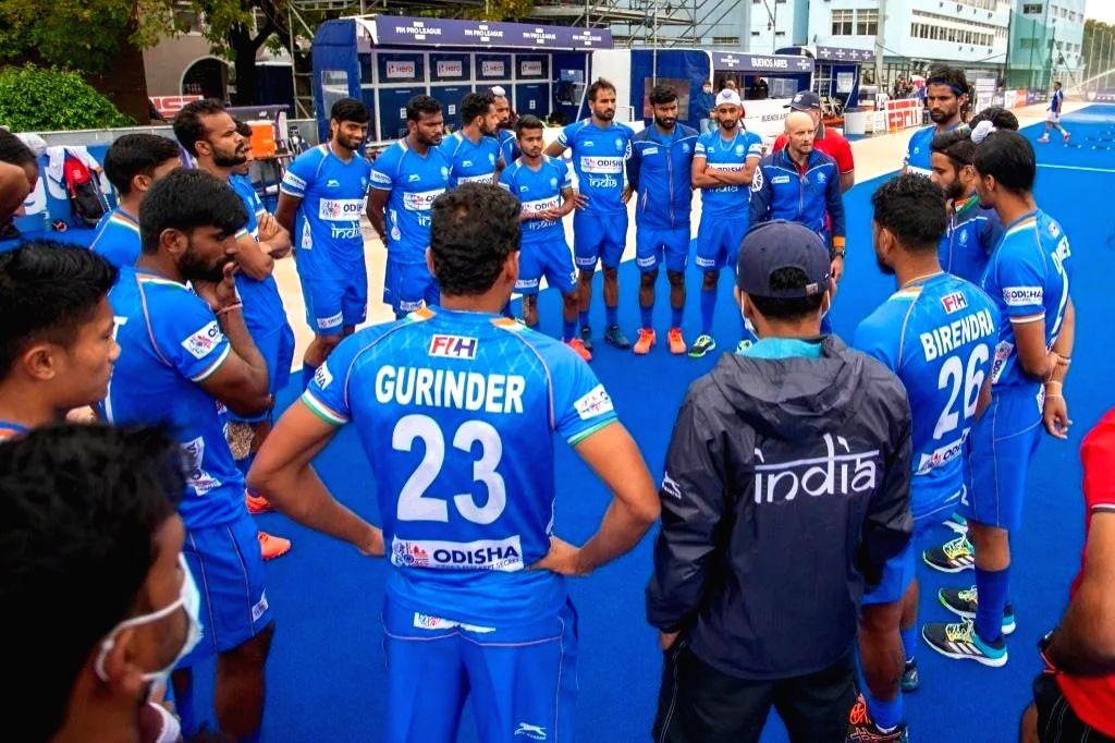Hockey rankings: Indian men rise to 3rd spot, women slip to 12th