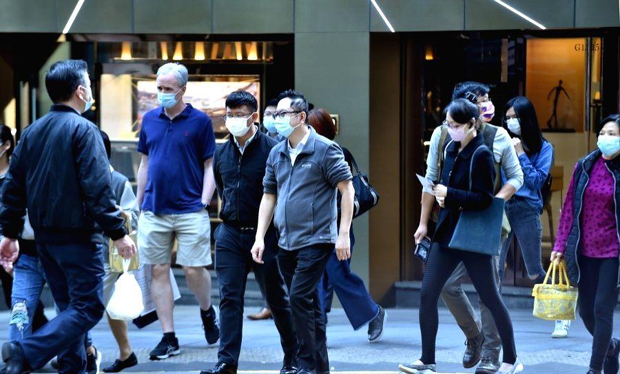 Hong Kong's jobless rate retreats from 17-year high