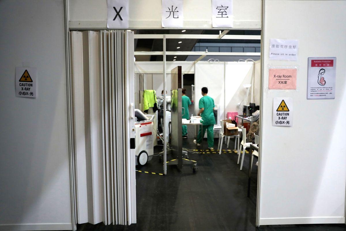 Hospital. (Photo: Xinhua/IANS)