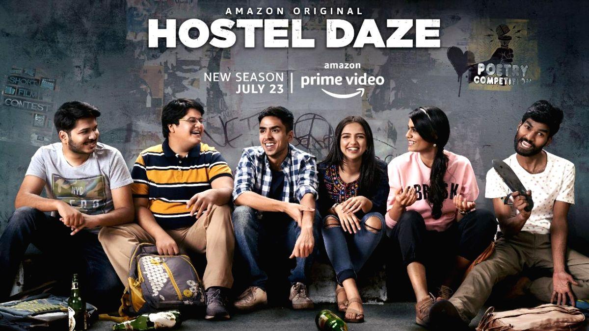 'Hostel Daze Season 2' album takes one through highs and lows of college life.