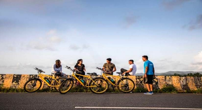 How this e-bike startup is changing Indian tourism, one tour at a time