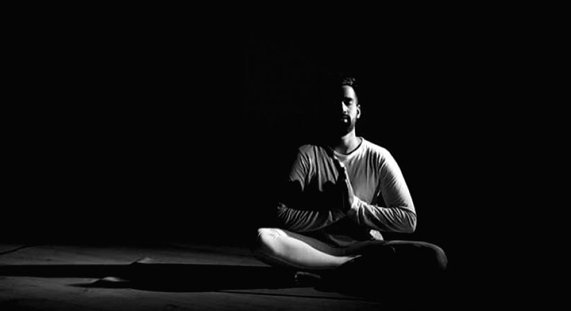 How to get started with meditation. (Photo: sarvesh_shashi/Instagram)