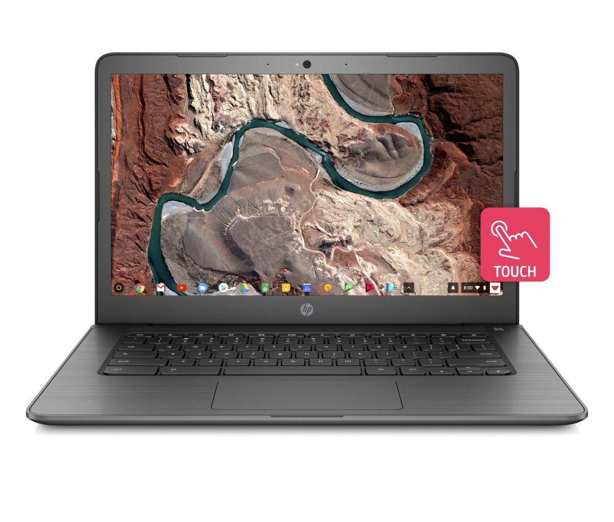 HP Chromebook 14.