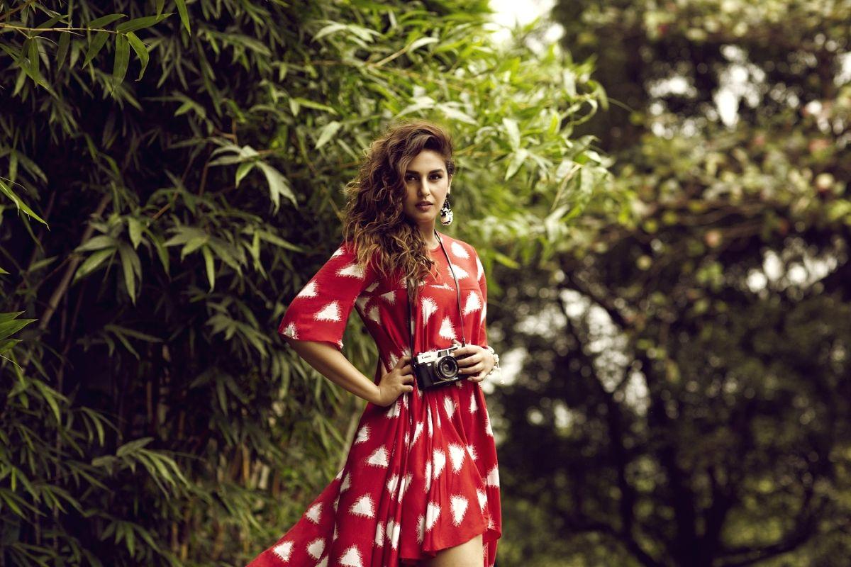 Huma Qureshi for Koovs.com