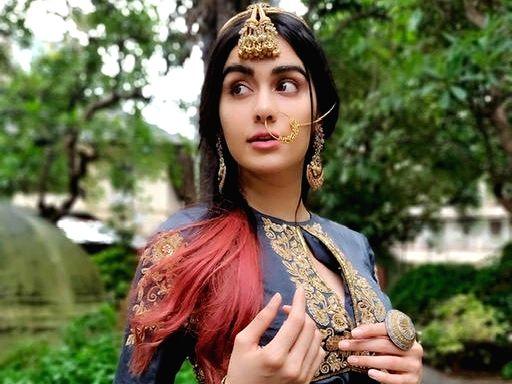 Actress Adah Sharma. (File Photo: IANS)