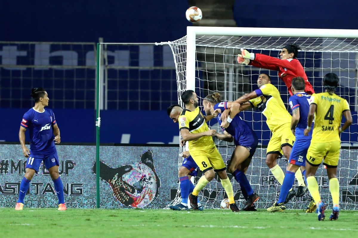 Hyderabad, Bengaluru play out a drab draw in ISL.