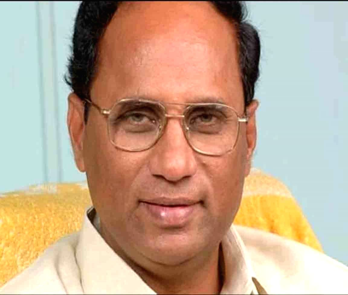 Hyderabad: Former Andhra Pradesh Assembly Speaker Kodela Siva Prasada Rao who committed suicide at his residence, in Hyderabad on Sep 16, 2019. He was 72. The senior Telugu Desam Party (TDP) leader was found lying unconscious at his posh Banjara Hill