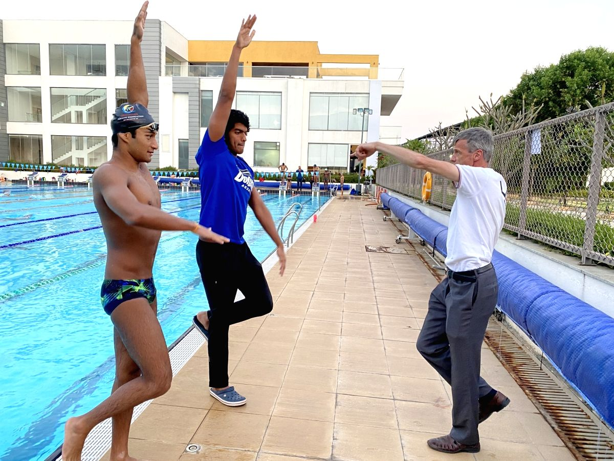 I expect many Indian swimmers to get A Cuts by 2024 Oly: Expert.