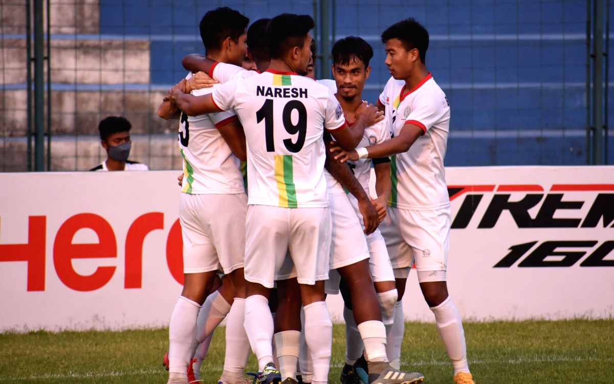 I-League: Bidyashagar hat-trick helps TRAU get past Mohammedans 4-0