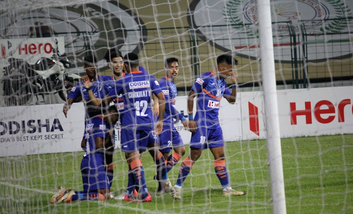 I-League: Gallant Indian Arrows score big win vs NEROCA