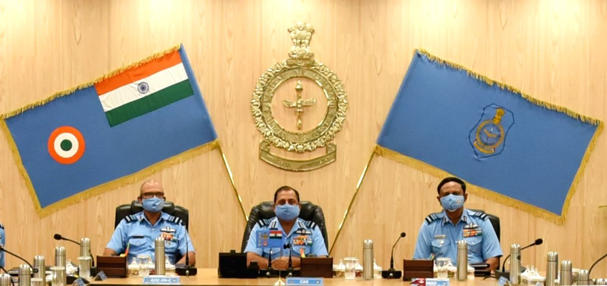 Need to augment combat capability of Air Force through innovation, self-reliance