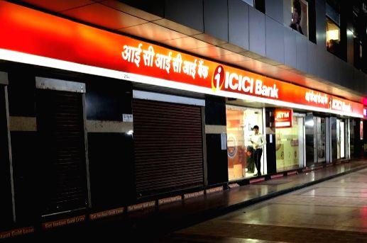 ICICI Bank.