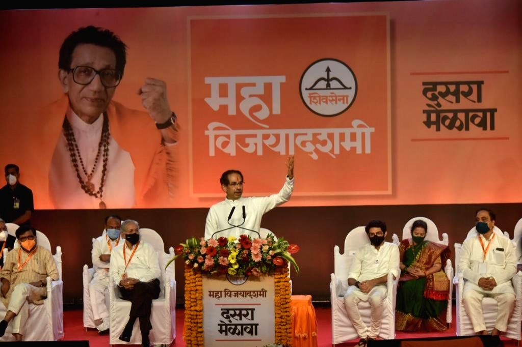 If GST has failed, revert to old tax system: Thackeray.