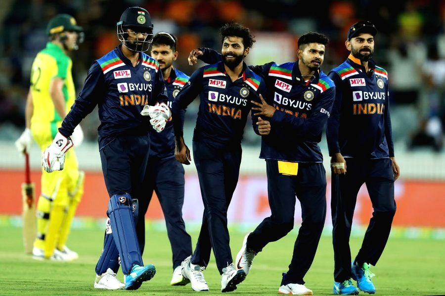 Concussion sub Chahal's 3-wicket haul helps India win first T20I (Representational image)