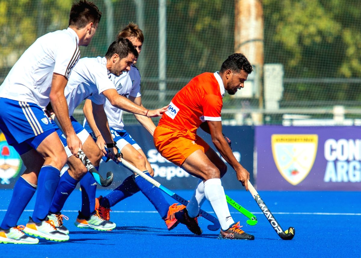 India finally suffer defeat on Argentina tour
