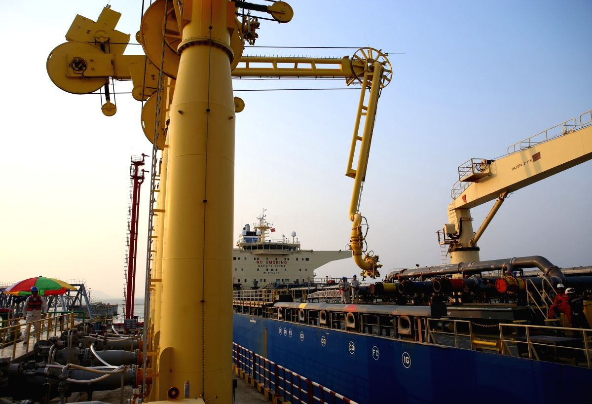 India may take oil from Iran, Venezuela again under new US admin.