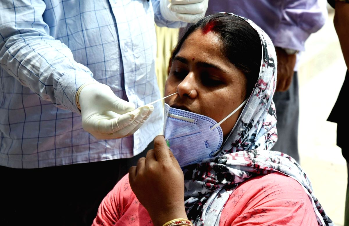 India records 3.11 lakh new Covid cases, 4,077 deaths