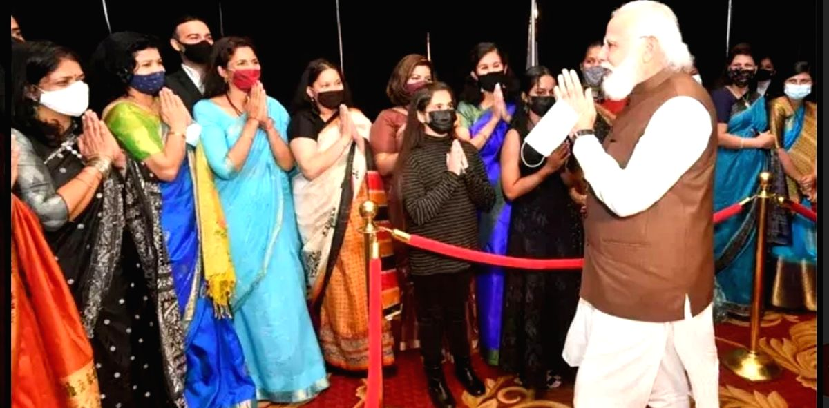 India's 4 mn-strong diaspora link with US comes to fore during PM Modi's visit(Photo:indianarrative)